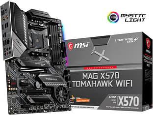 MSI MAG X570 Tomahawk WIFI AM4 ATX-emolevy