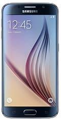 Samsung Galaxy S6 32 Gt Android puhelin, musta