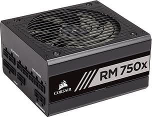 Corsair RM750x, 80 PLUS Gold -ATX-virtalähde, 750 W, kuva 7