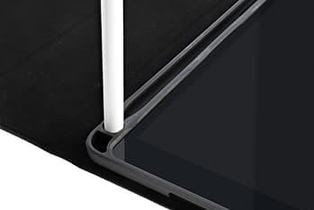 """Tucano Up Plus -suojakotelo iPad 10.2"""" 7th Gen 2019 & 8th Gen 2020 -tabletille, musta, kuva 10"""