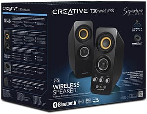 Creative T30 Wireless -stereokaiuttimet, kuva 7