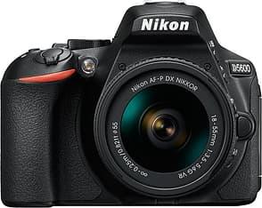 Nikon D5600 KIT järjestelmäkamera + AF-P DX NIKKOR 18-55MM F/3.5-5.6G VR