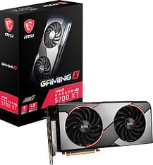MSI Radeon RX 5700 XT GAMING X -näytönohjain PCI-e-väylään