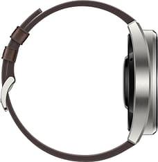 Huawei Watch 3 Pro LTE -älykello 48mm, Ruskea nahkaranneke, kuva 6