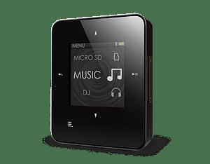 Creative Zen Style M300 - 8GB kannettava mediasoitin, musta, kuva 2