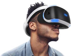 Sony PlayStation VR -virtuaalilasit, PS4