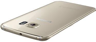Samsung Galaxy S6 Edge 32 Gt Android puhelin, kulta, kuva 6