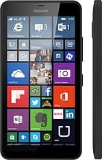 Microsoft Lumia 640 XL LTE Windows Phone -puhelin, musta