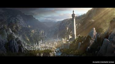 Middle Earth - Shadow of War -peli, Xbox One, kuva 4