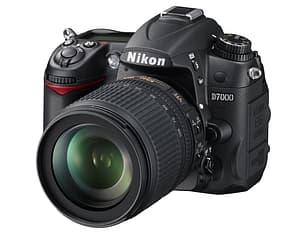 Nikon D7000 järjestelmäkamera + AF-S 18-105 VR objektiivi, kuva 2
