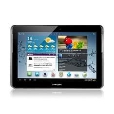 Samsung Galaxy Tab 2 (10.1) Wi-Fi+3G Android 4.0 -tablet, hopea