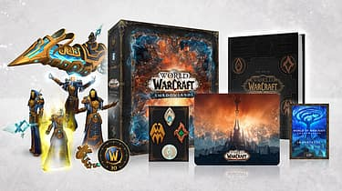 World of Warcraft - Shadowlands - Collector's Edition -lisäosa, PC, kuva 3