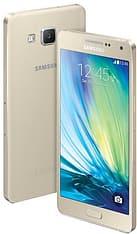 Samsung Galaxy A5 Android-puhelin, kultainen