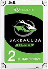 """Seagate BarraCuda 2 Tt SATAIII 128 Mt 2,5"""" -kovalevy, kuva 2"""