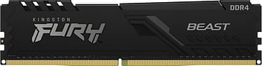 Kingston FURY Beast DDR4 2666 MHz CL16 8 Gt -muistimoduli