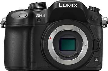 Panasonic GH4 mikrojärjestelmäkamera runko
