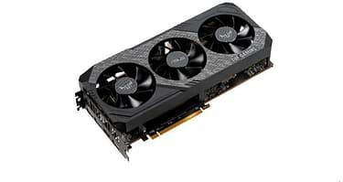 Asus TUF 3-RX5700XT-O8G-GAMING Radeon RX 5700 XT 8 Gt -näytönohjain PCI-e-väylään, kuva 3