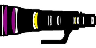 Nikon AF-S NIKKOR 800 mm f/5.6E FL ED VR teleobjektiivi, kuva 2