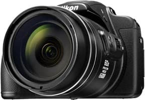 Nikon COOLPIX P610, musta