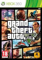Grand Theft Auto V -peli, Xbox 360