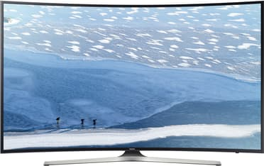 "Samsung UE40KU6172 40"" Ultra HD 4K Curved LED -televisio"