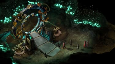 Torment Tides of Numenera - Day One Edition -peli, PS4, kuva 6