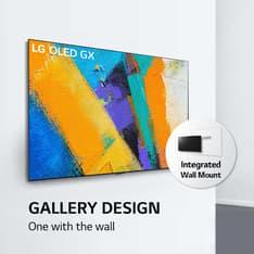 "LG OLED65GX 65"" 4K Ultra HD OLED -televisio, kuva 2"