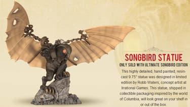Bioshock - Infinite - Ultimate Songbird Edition Xbox 360-peli, kuva 2