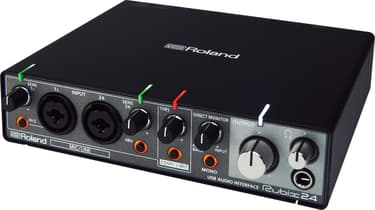 Roland Rubix24 -äänikortti USB-väylään