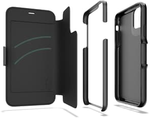 Gear4 D3O Oxford -suojakotelo, iPhone 11 Pro Max, musta, kuva 6