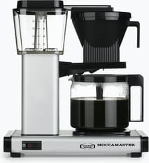 Moccamaster HBG961 -kahvinkeitin, mattahopea