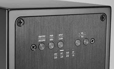 Audio Pro Addon T20 Bluetooth aktiivikaiutinpari, musta, kuva 2