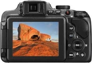 Nikon COOLPIX P610, musta, kuva 2