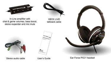 Turtle Beach Ear Force PX21 PS3 / Xbox 360 -kuulokemikrofoni, kuva 9