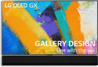 """LG OLED65GX 65"""" 4K Ultra HD OLED -televisio + GX 3.1 -soundbar äänijärjestelmä, kuva 2"""