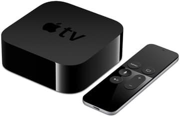 Apple TV 64 Gt mediatoistin, MLNC2