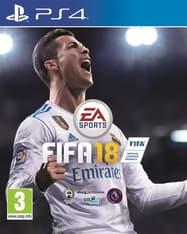 FIFA 18 -peli, PS4