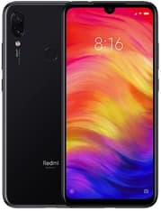 Xiaomi Redmi Note 7 -Android-puhelin Dual-SIM, 128 Gt, musta