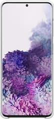 Samsung Galaxy S20+ LED Cover -suojakansi, valkoinen, kuva 2