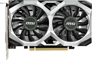 MSI GeForce GTX 1650 D6 VENTUS XS OCV2 -näytönohjain PCI-e-väylään, kuva 2
