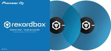Pioneer DJ RB-VD1-CB -aikakoodivinyylipari, sininen
