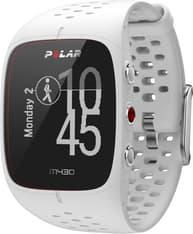 Polar M430 GPS-urheilukello rannesykemittauksella M/L, valkoinen