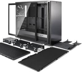Fractal Design Define S2 - ATX-kotelo ilman virtalähdettä, gunmetal, kuva 9