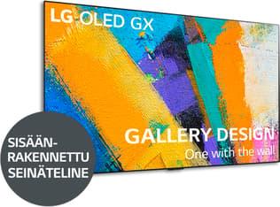 """LG OLED65GX 65"""" 4K Ultra HD OLED -televisio"""
