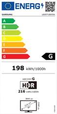 "Samsung UE85TU8072 85"" 4K Ultra HD LED-televisio, kuva 5"