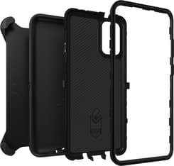 Otterbox Defender -suojakotelo, Samsung Galaxy S20+, musta, kuva 4