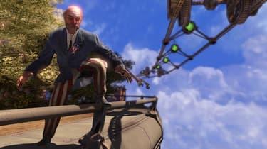 Bioshock - Infinite - Ultimate Songbird Edition Xbox 360-peli, kuva 4