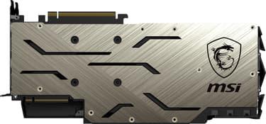 MSI GeForce RTX 2080 Ti GAMING X TRIO 11264 Mt -näytönohjain PCI-e-väylään, kuva 3