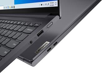 "Lenovo Yoga Slim 7 Pro 14"" -kannettava, Win 10 Home (82MS000GMX), kuva 8"