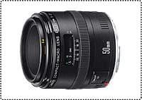 Canon EF 50mm f/2.5 Compact-Macro